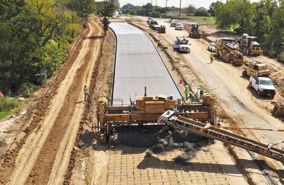 Concrete Paving DFW